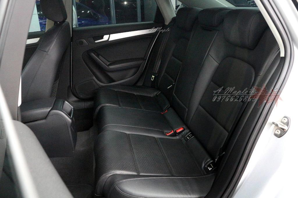 2008年 大改款 AUDI A4 Sedan 1.8T 氣油渦輪 S LINE/粉專→A Maple橙奕(非A5 S4 RS4 TDI TSI AVANT