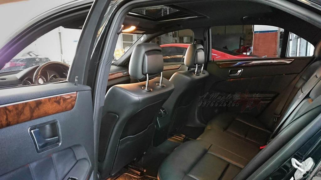 2009 E350 W212 AMG 黑色 黑頂篷 HK音響 F1快撥 /粉專→A Maple橙奕(非W213 E300 E240 E200 C300 C250 C350