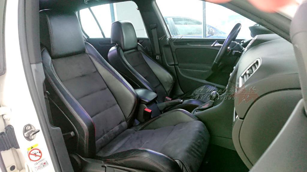 2010 GOLF 小鋼炮 2.0 GTI 精品 AP卡鉗 18吋CS戰斧框 蠍排/粉專→A Maple橙奕(非AUDI A3 S3 RS3 TSI