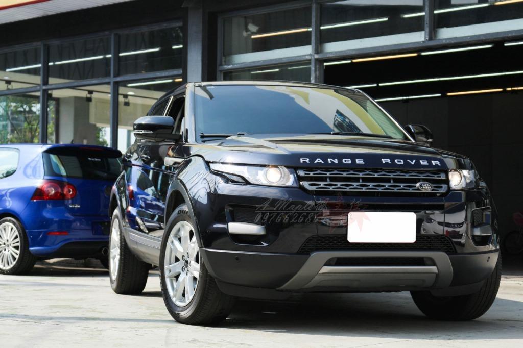 2011 Land Rover 硬漢專用 Evoque 入門版 便宜大碗/粉專→A Maple橙奕(非GLC GLE X4 X5 Q5 Q7 CRV RX200T NX200T