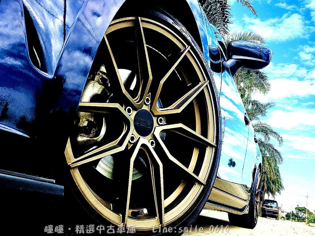 2015年 魂馬 藍 2000cc