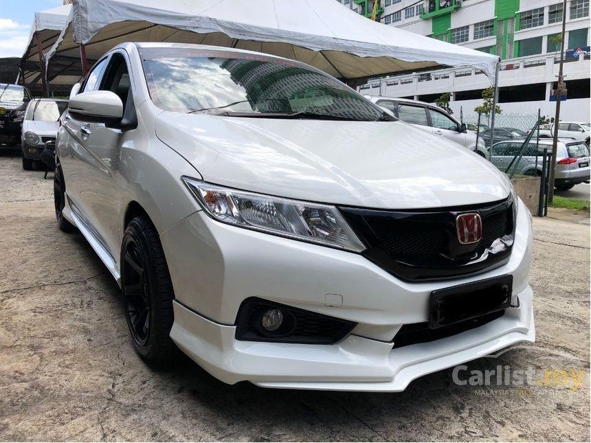 2016 Honda City 1.5 V (A) One Owner Mugen Bodykit Full Honda Service Under Warranty  http://wasap.my/601110315793/CityV2016