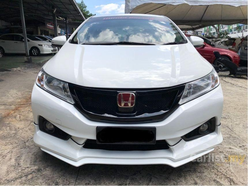 2016 Honda City 1.5 V (A) One Owner Mugen Bodykit Full Honda Service Under Warranty  http://wasap.my/601110315793/CityV2016
