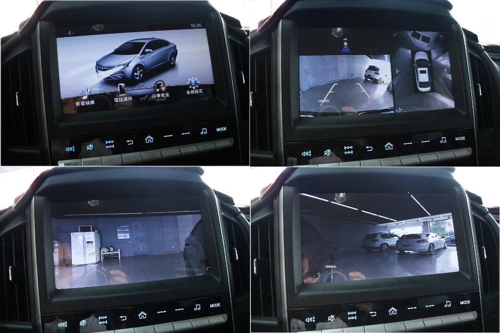 2016 Luxgen S3 1.6cc 四門小排量小車 升級輕量化鋁圈 /粉專→A Maple橙奕(非Mazda focus civic lancer
