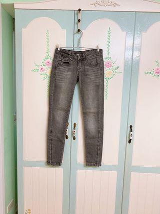 Mango專櫃正品 窄管牛仔褲 二手#出清2019