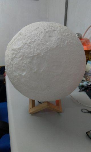 ♥大型月球燈~超夢幻~直徑25公分