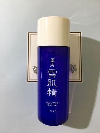 高絲藥用雪肌精33ml KOSE 化妝水