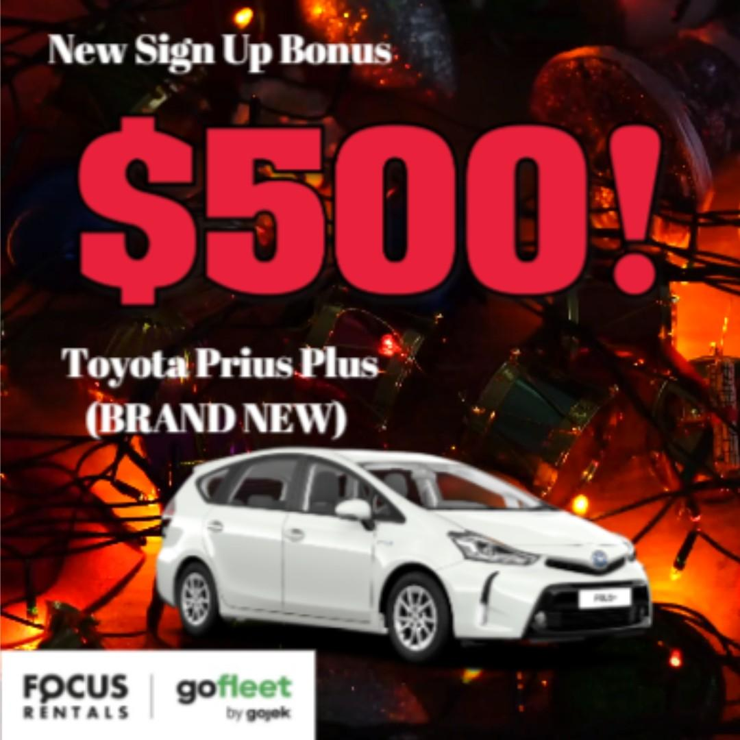$500 Bonus