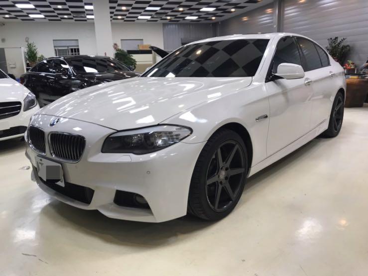 535i BMW 2010-11年
