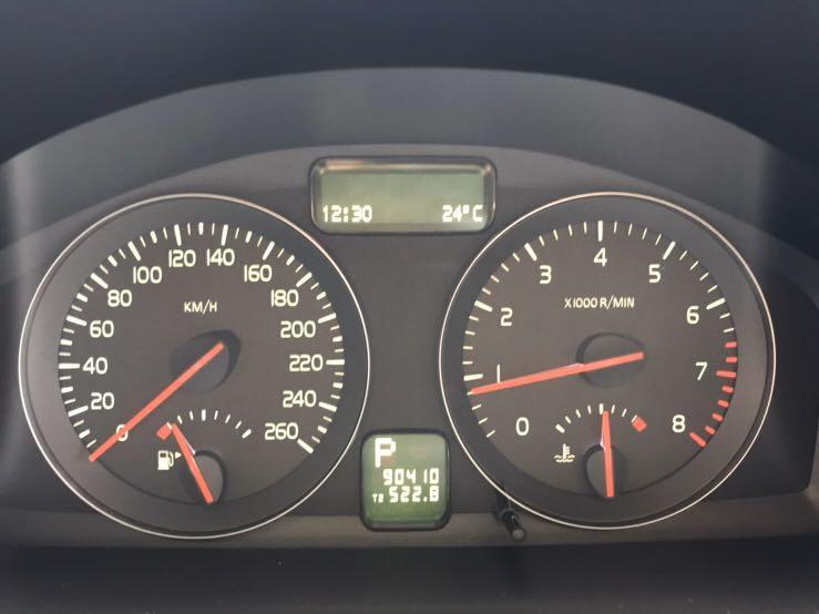 一手車僅跑9萬公里2010年式VOLVO S40 2.0可分期