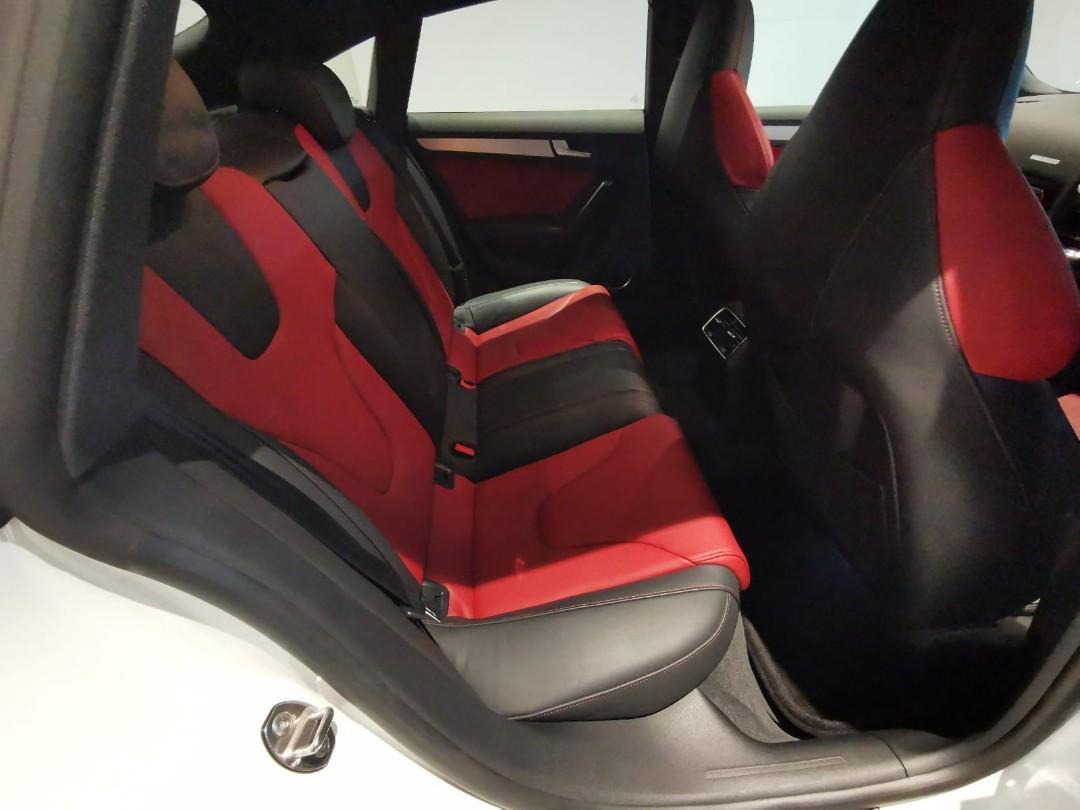 Audi S5 Sportback 3.0 TFSI quattro S tronic DSG 5-Dr (A)