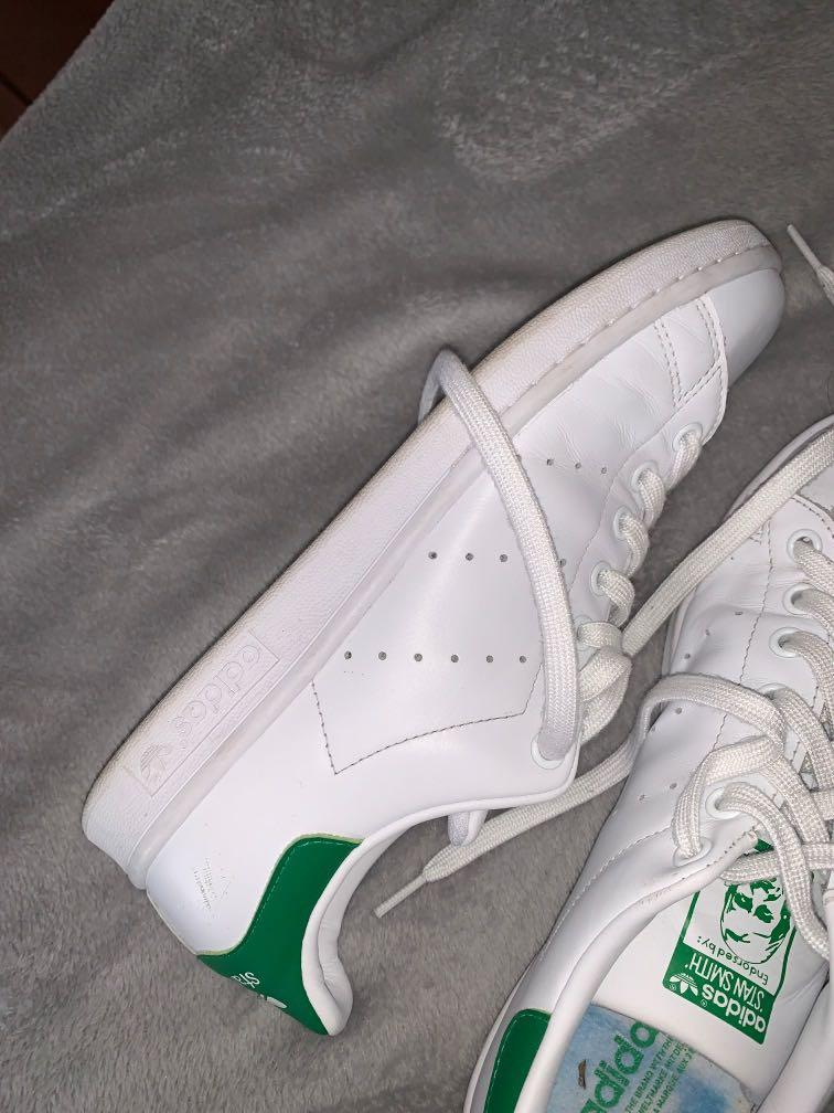 AUTHENTIC Stan Smith Original Adidas white and green