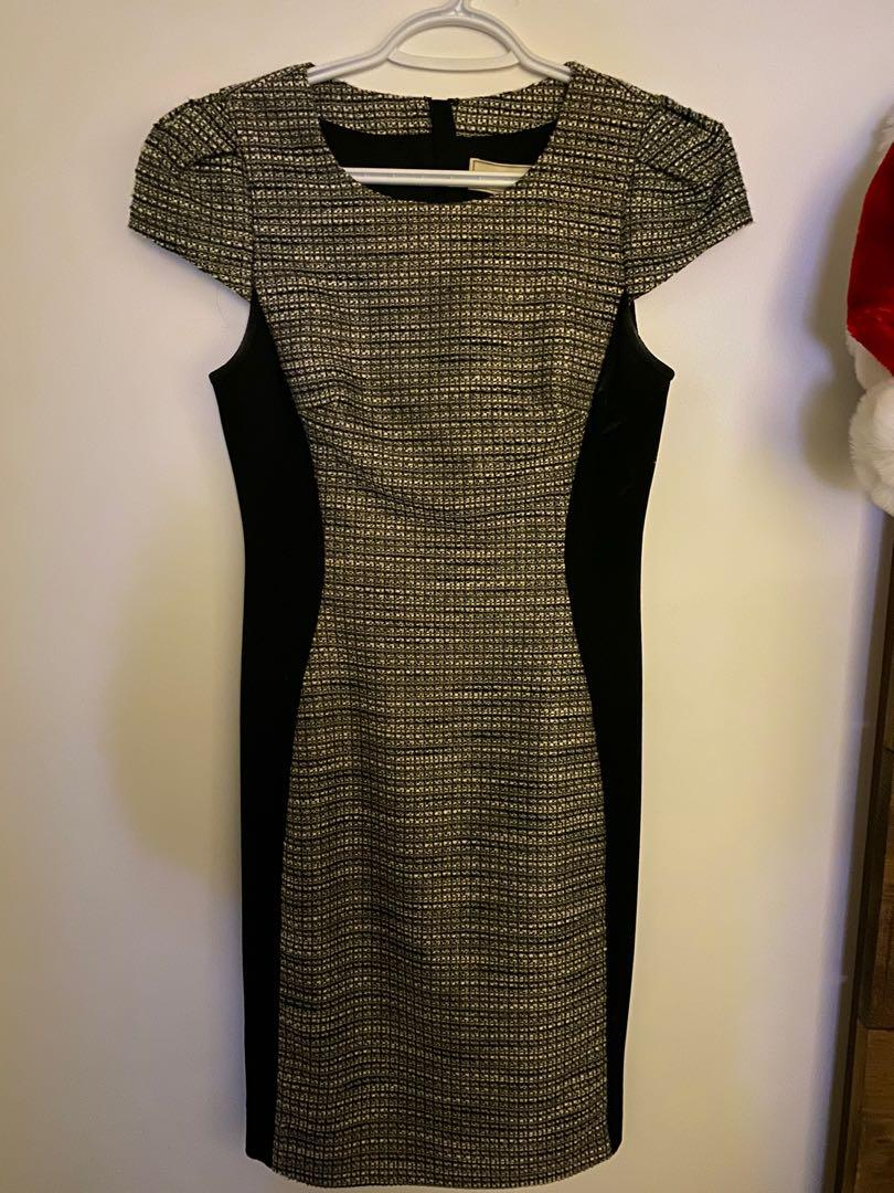 Beautiful Bodycon dress from Anthropology (size Zero)
