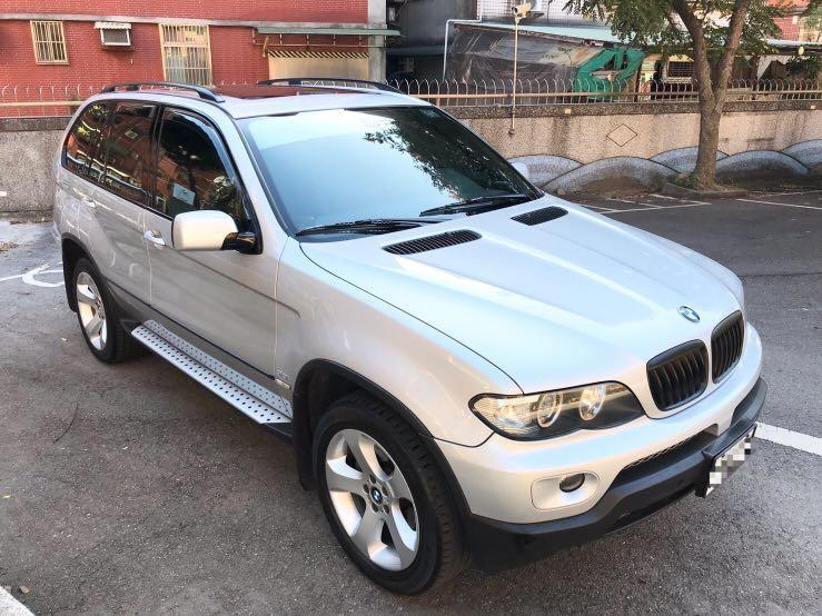 給最心愛的家人滿滿的安全與尊榮BMW X5 SPORT 可分期