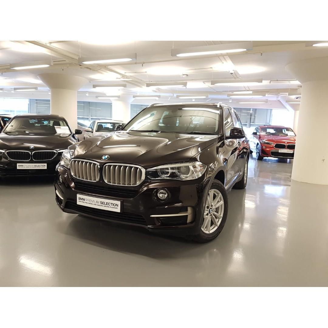 BMW X5 xDrive40e (Plug-in Hybrid) 2016