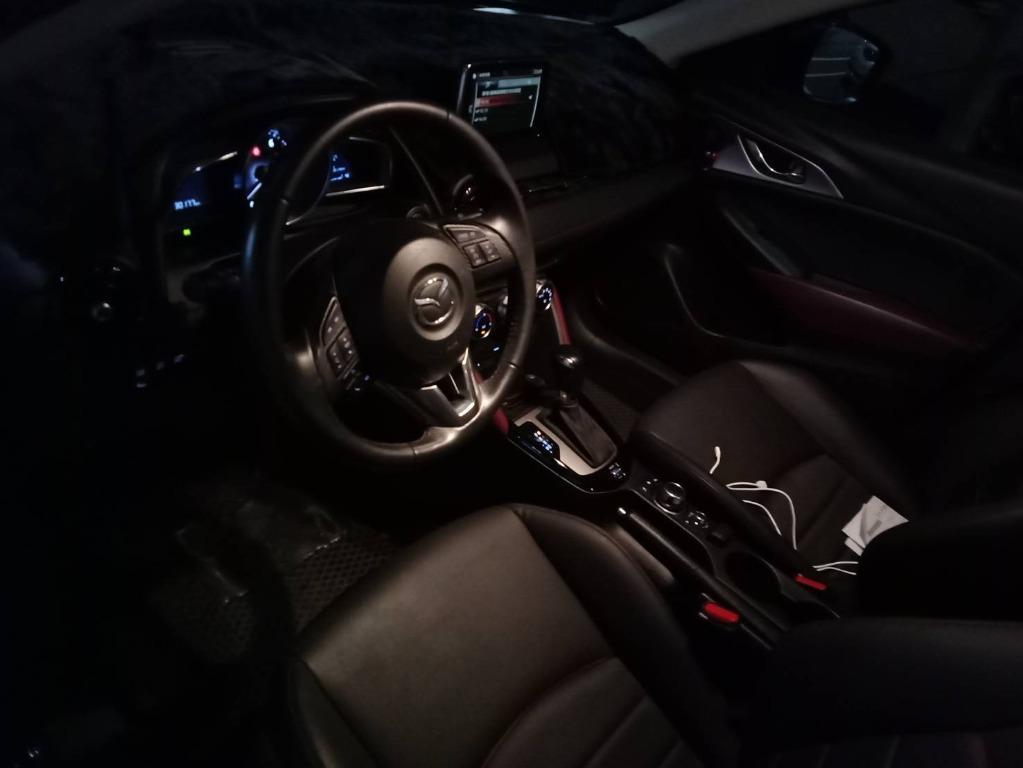 【FB搜尋桃園阿承】馬自達 超人氣CX-3跑3萬 2017年 2.0 黑色 二手車 中古車