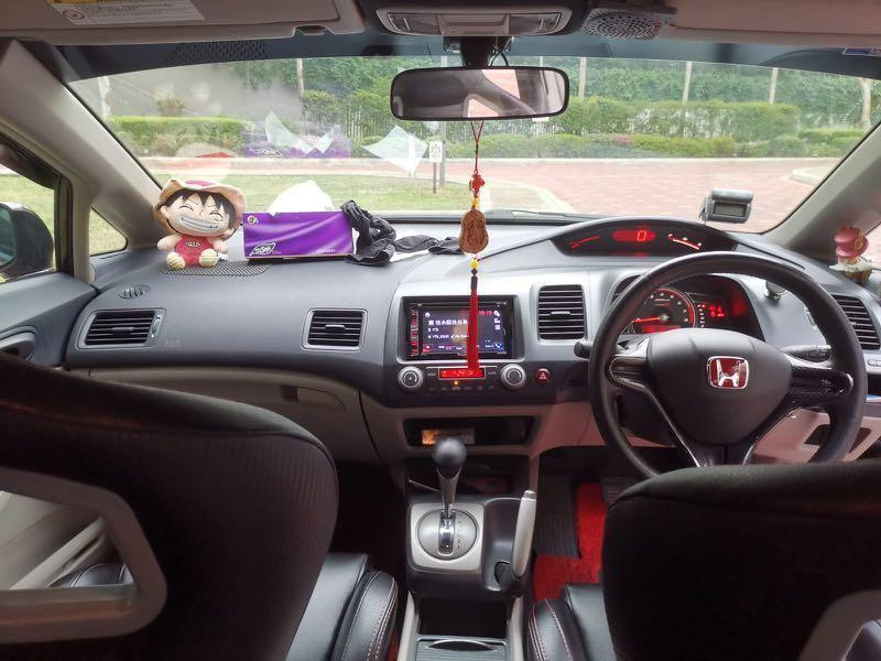 Honda Civic 1.6 VTI (A)