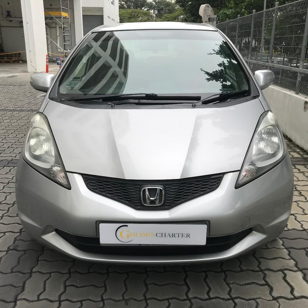 Honda Fit For Rent Now ! Gojek Rebate | Personal | Call us now