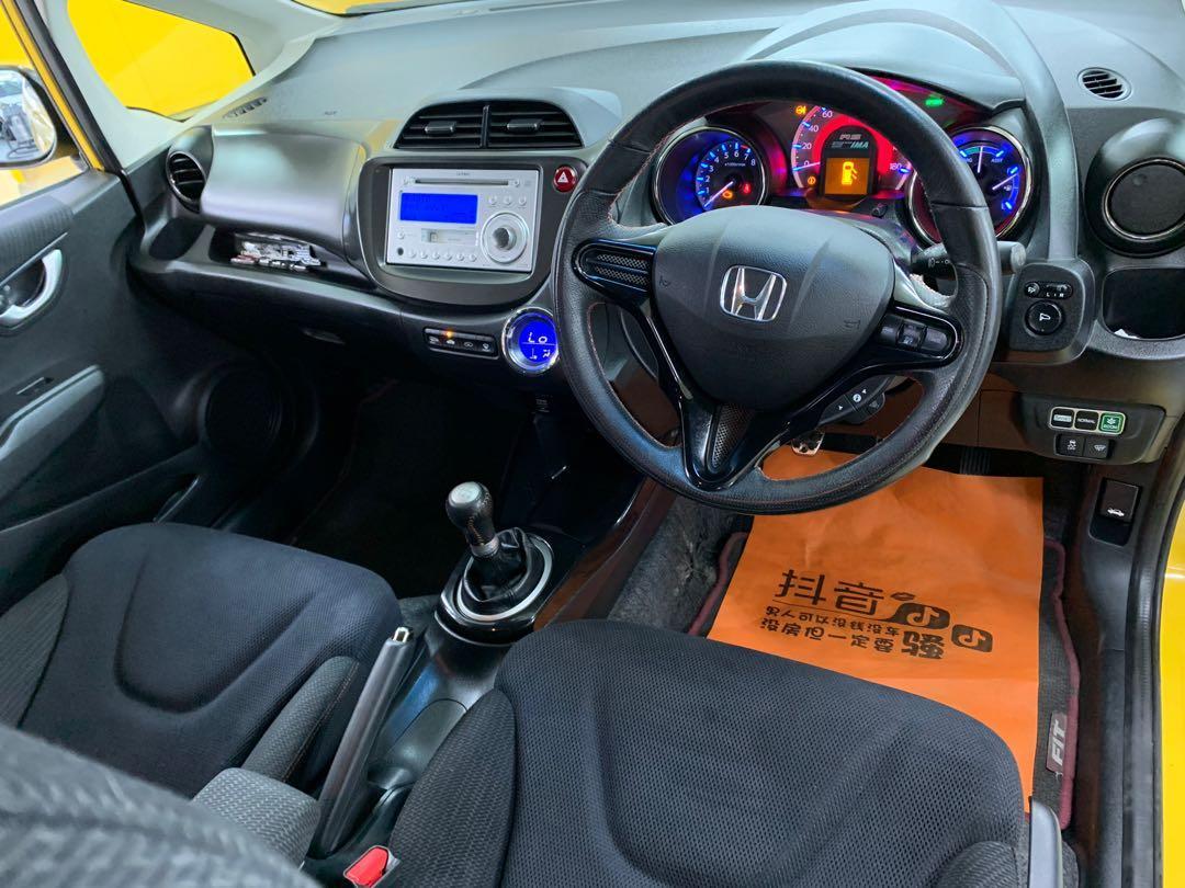 HONDA FIT RS Hybrid 2013