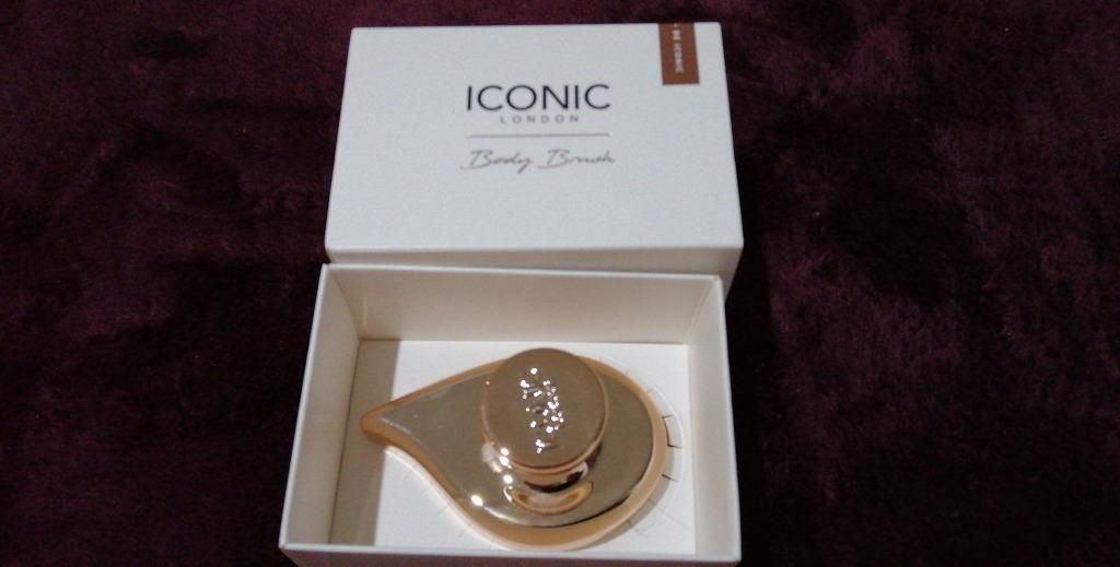 ICONIC LONDON BODY BRUSH BRAND NEW & AUTHENTIC [NEW, NO SWAPS] PRICE IS FIRM [FREE SHIPPING AU WIDE]