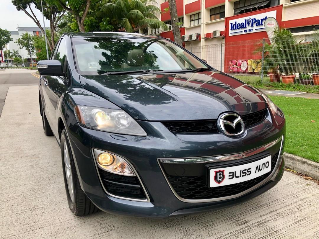Mazda CX-7 2.3 Turbo (A)