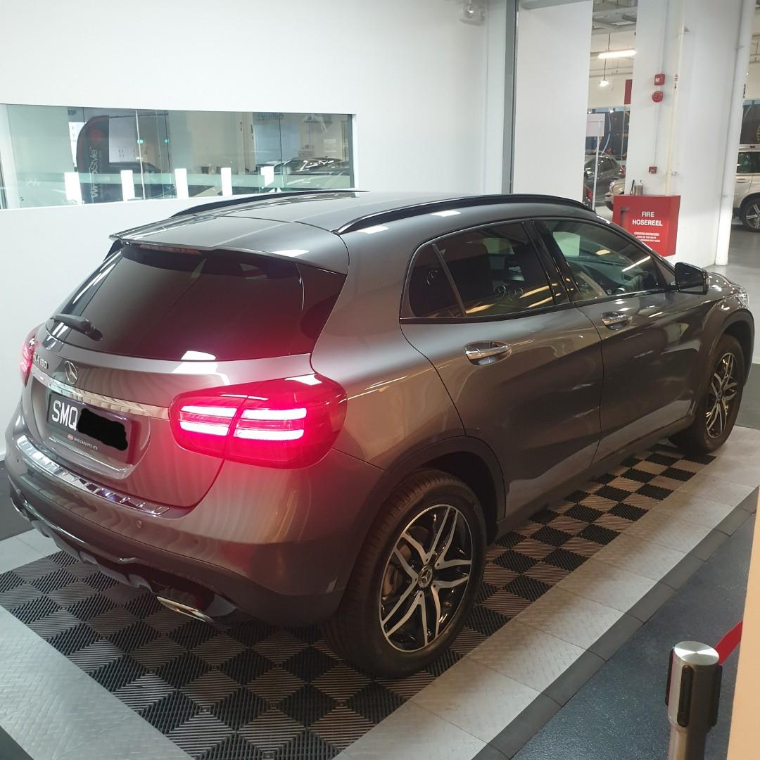 Mercedes-Benz GLA180 Urban Edition (A)
