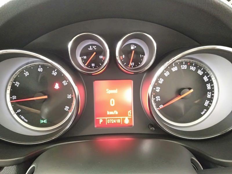 Opel Insignia 2.0 Grand Sport Turbo (A)