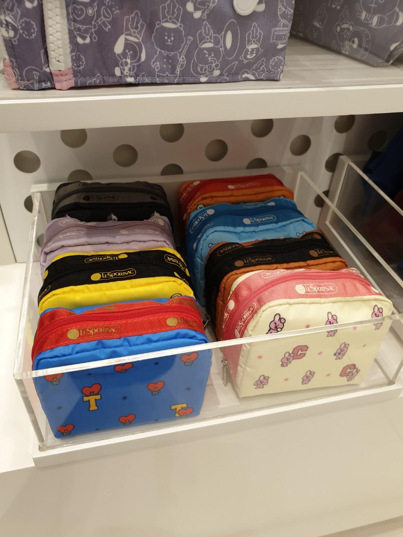 [PREORDER] LeSportsac x BT21 Collection Shopping Service (3-7/12)
