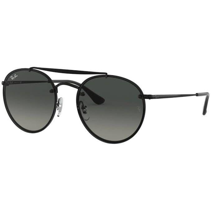 Ray Ban Round Double Bridge Blaze Collection Sunglasses