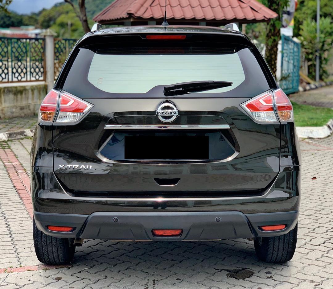 SEWA BELI>>NISSAN X-TRAIL 2.0(A)CVT SUV 7 SEATER FULLSPEC 2017