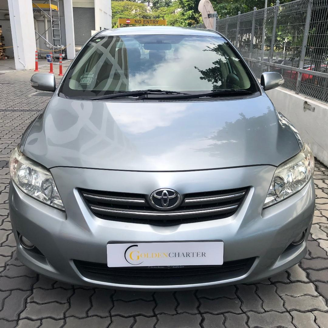 Toyota Altis For Rental ! Gojek Rebate , Personal Use ! Call us now