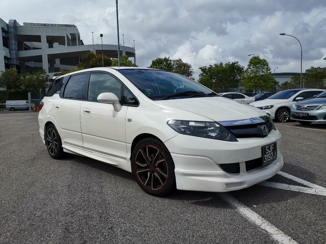 Toyota wish,mazda 6,honda fit / airwave