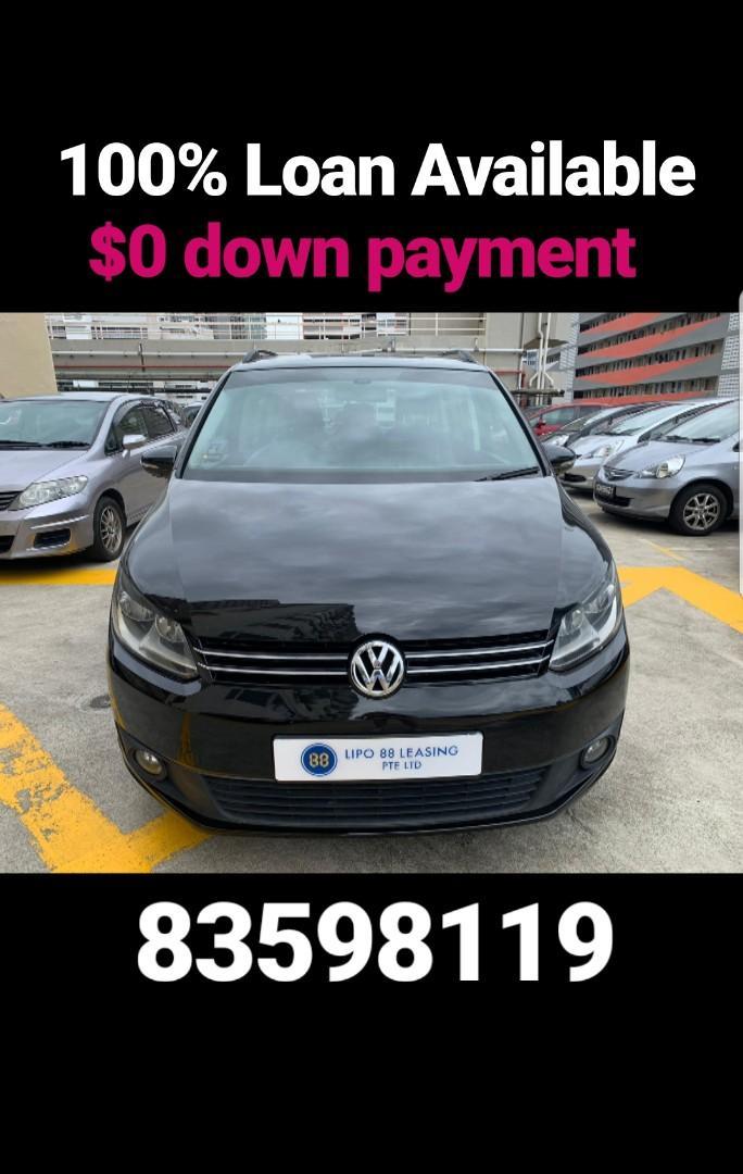 Volkswagen Touran 1.4 Comfortline TSI DSG (A)