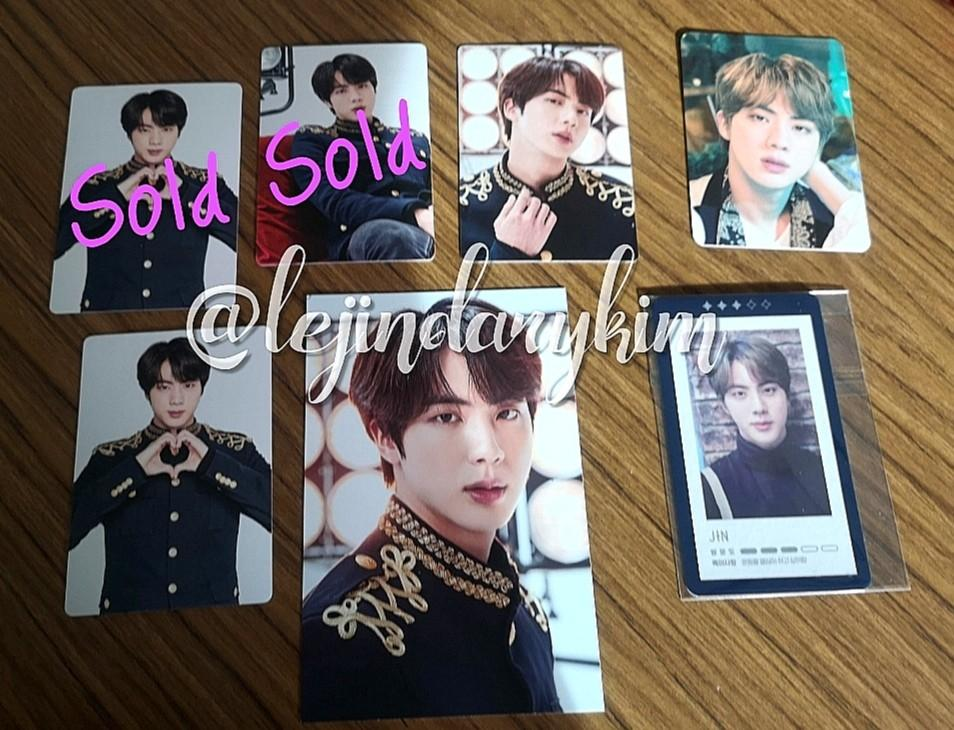 [WTS] ‼️ BTS Official 5th Muster Japan SYS (Final) Jin