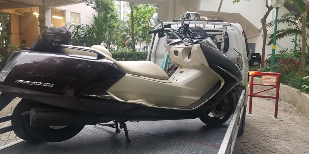 Yamaha Maxam 250cc