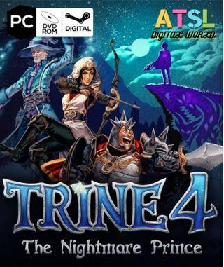 Pc- Trine 4: The Nightmare Prince Offline With Digital Download