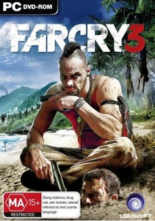 Pc- Far Cry 3 Offline with DVD