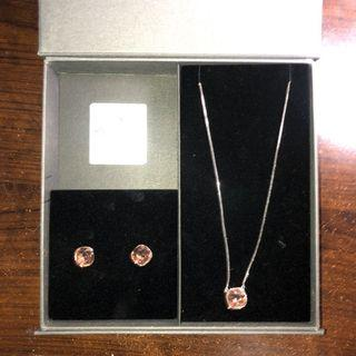 NIC AND SYD NECKLACE AND EARRINGS SET