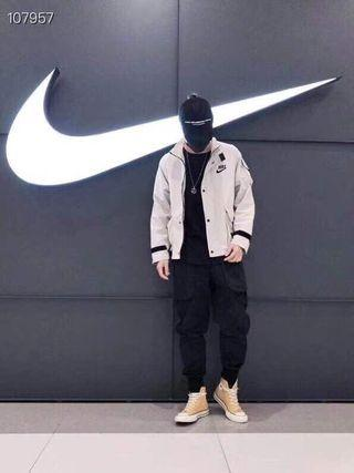 2019全網首發Nike Lab海外版限量立領機能夾克男女同款情侶款店主自留款強貨強烈推薦!!