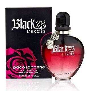 New Paco Rabanne Black XS L'Exces for Her Perfume