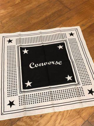 converse 紀念 日本購入 手帕 大手帕 復古 #出清2019