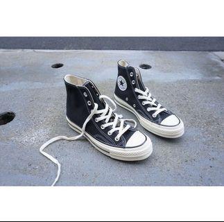 Converse 1970 70s AllStar 奶油頭高筒帆布鞋#出清2019
