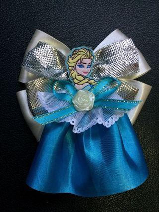 Disney character hairbow