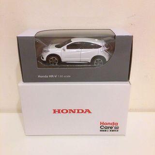 Honda HRV 模型車 原廠