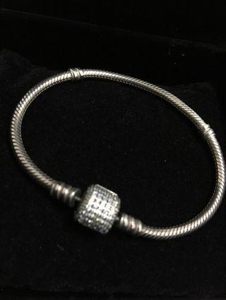 Pandora 潘朵拉 鑽 手環