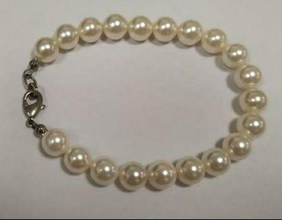 水晶珍珠手鍊
