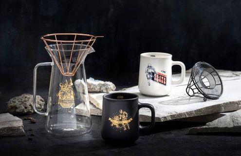 STAR WARS Collection TOAST 星際大戰咖啡沖泡壼組600ml