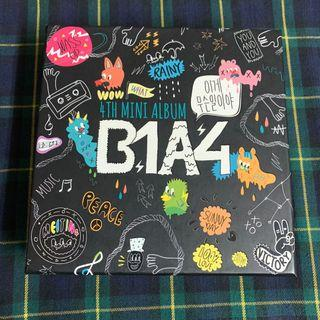 B1A4 專輯