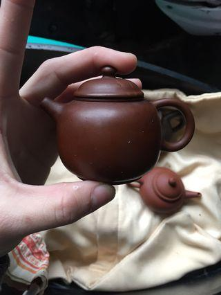 早期紫砂壺