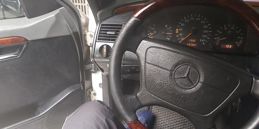 自售賓士1993年w202 c220